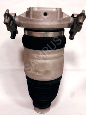 Восстановленный пневмобаллон на Touareg NF II