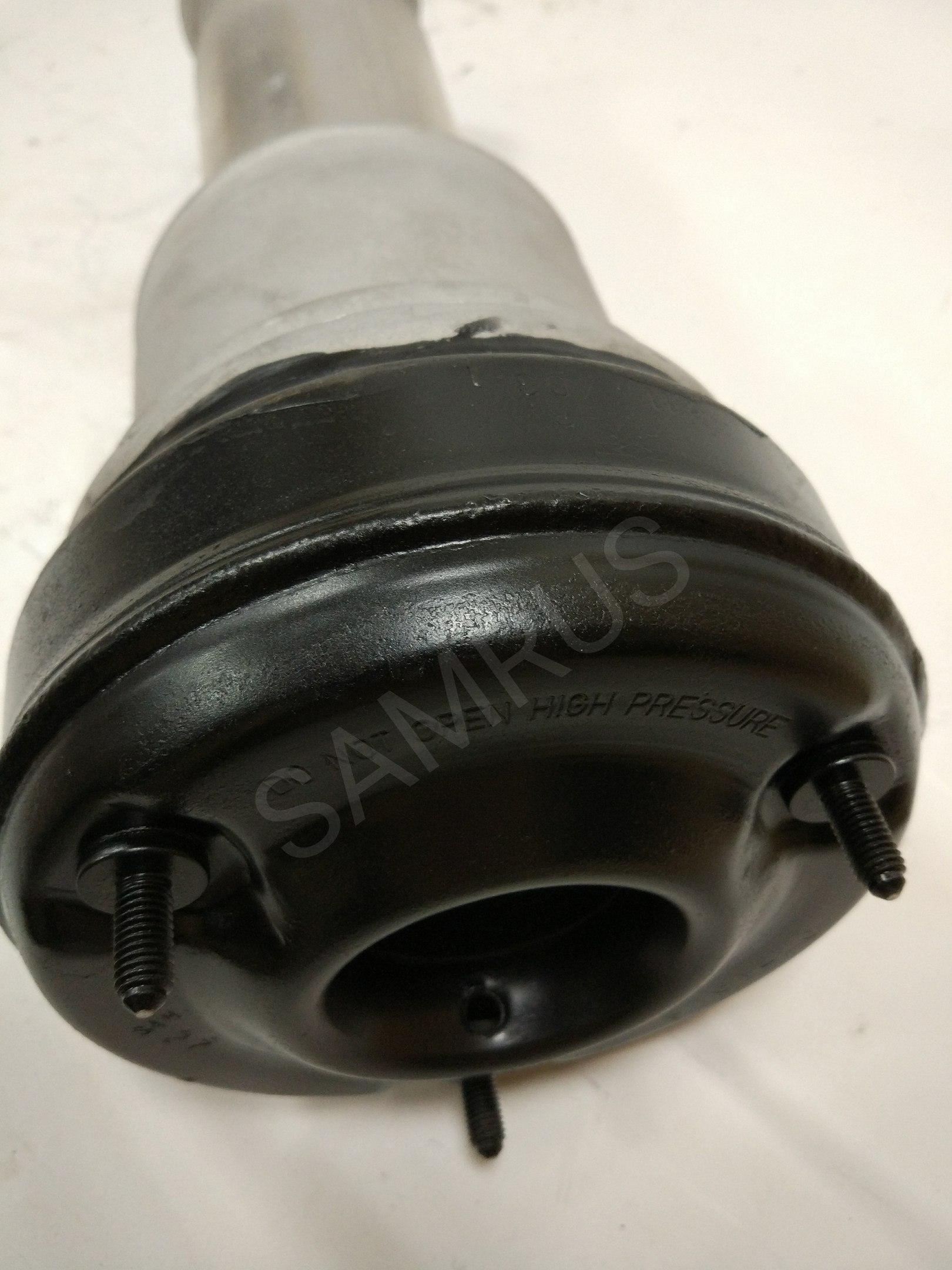 Восстановленный пневмобаллон на Мерседес W220