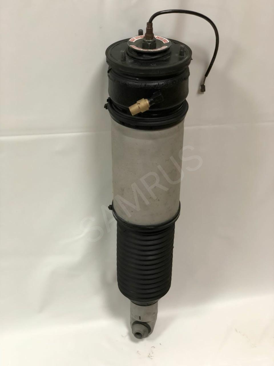 Восстановленная пневмостойка на BMW 7er